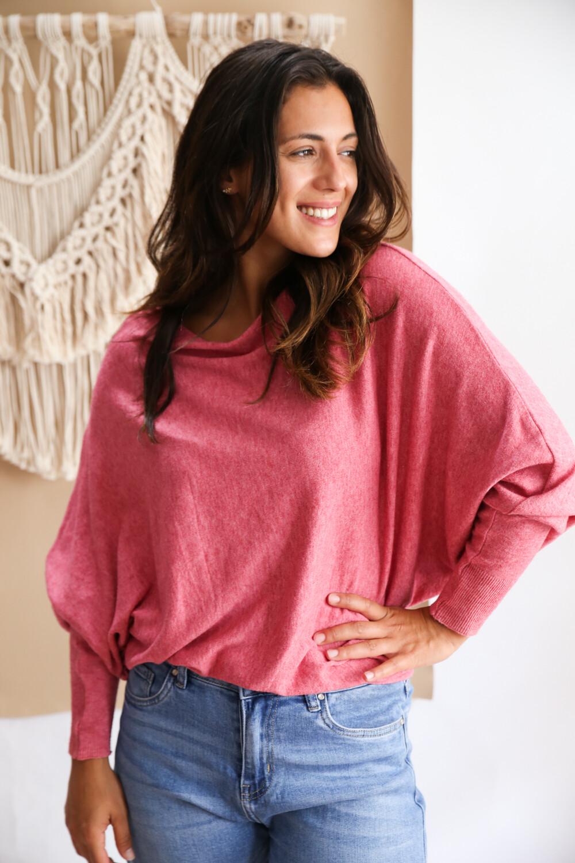 Sweater Pinka Pink