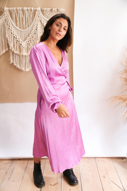 Dress Chanti Pink