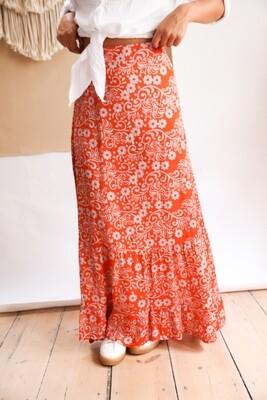Skirt Choss Orange