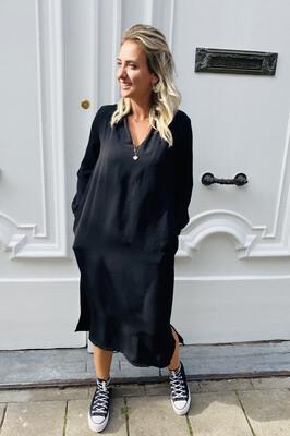 Dress Laas Black