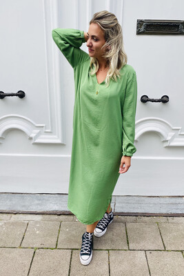 Dress Laas Green