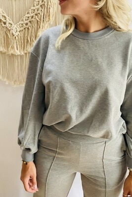 Sweater Jules Grey