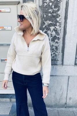 Sweater Lissy Beige
