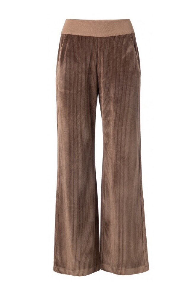 YaYa pants Cacao Brown