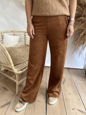 Pants lydia Brown