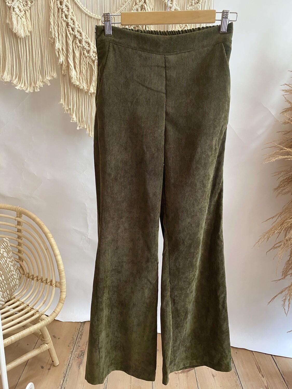 Pants Charro Khaki