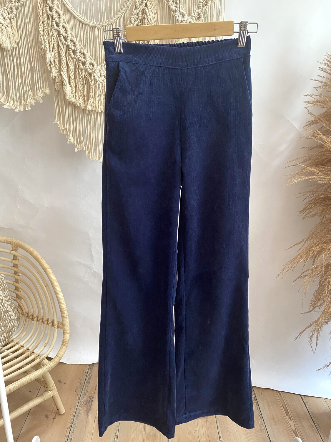 Pants Charro Dark Blue