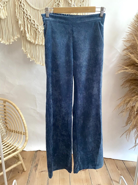 Pants Charro Blue