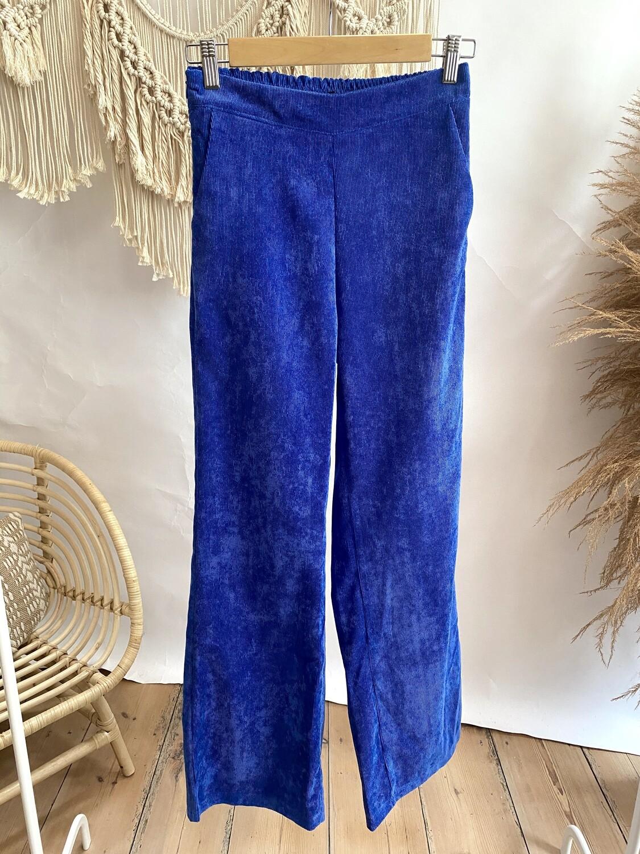 Pants Charro Kobalt