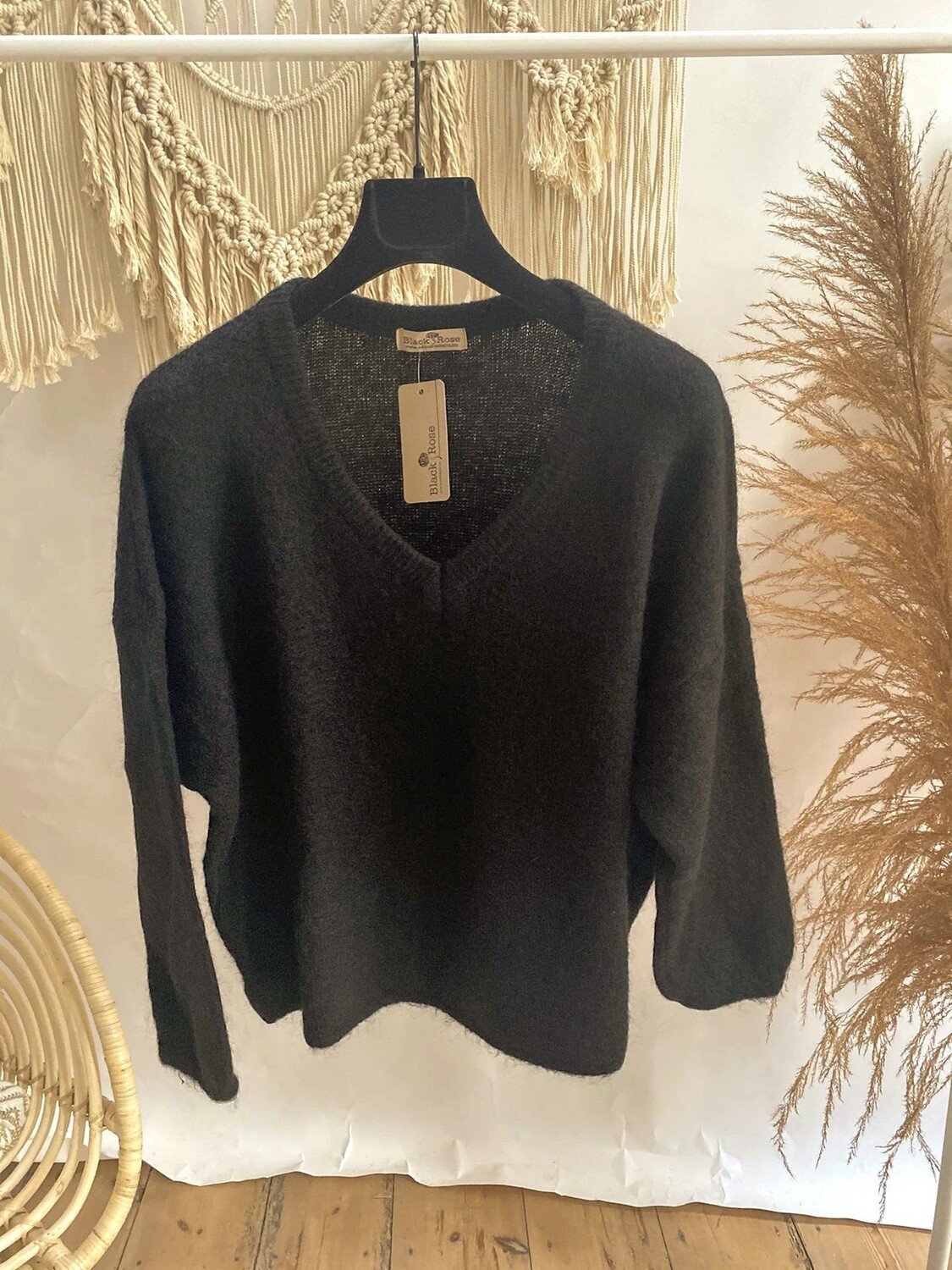 Lastra Sweater Black