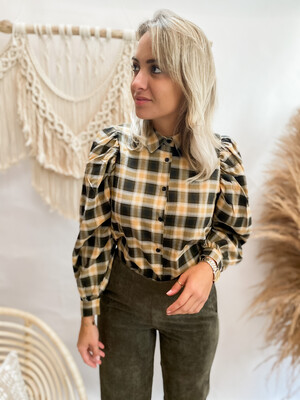 Blouse Rocky Taup