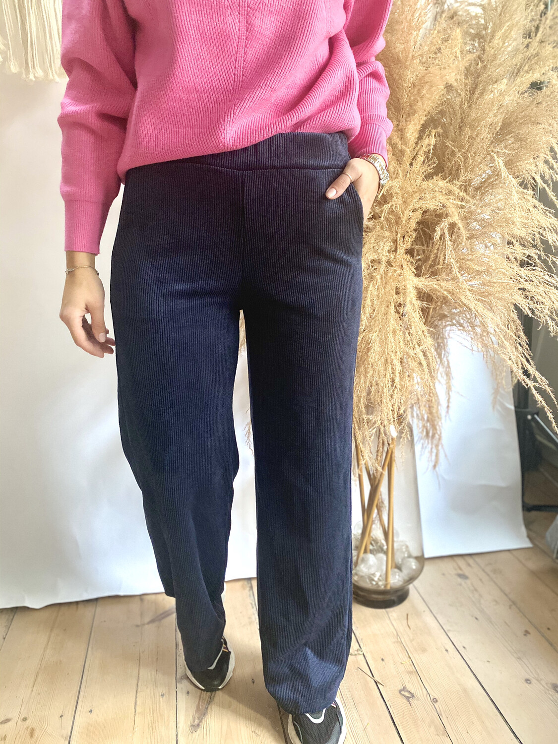 Pants lydia Dark Blue