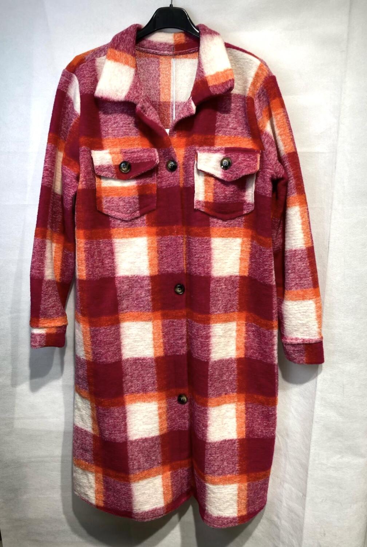 Jacket Mitty Hot Pink