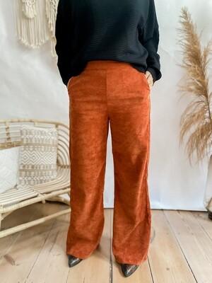 Pants Charro Roest