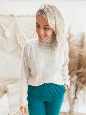 Sweater Rise Grey