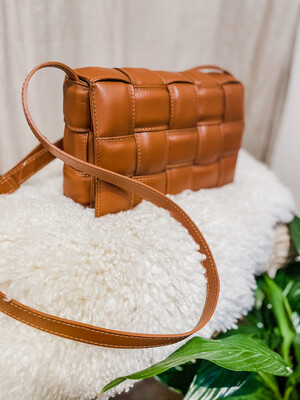 Handbag isabel Brown