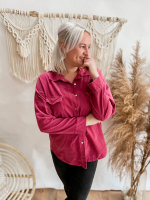 Blouse Sofie pink