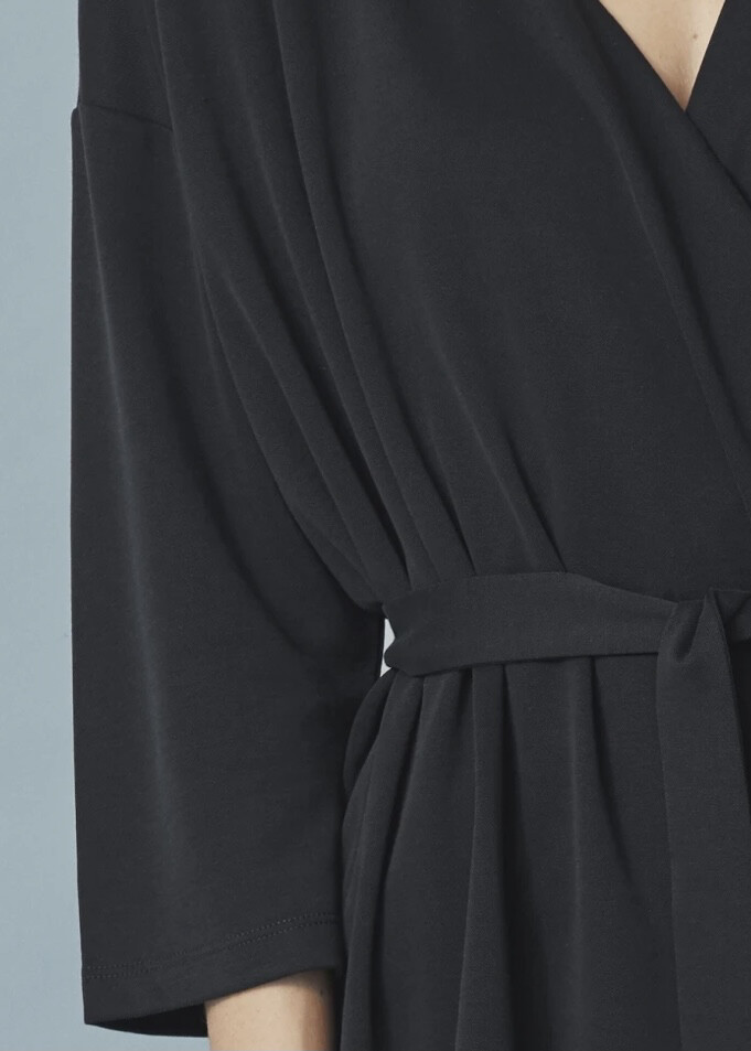Reeta dress black