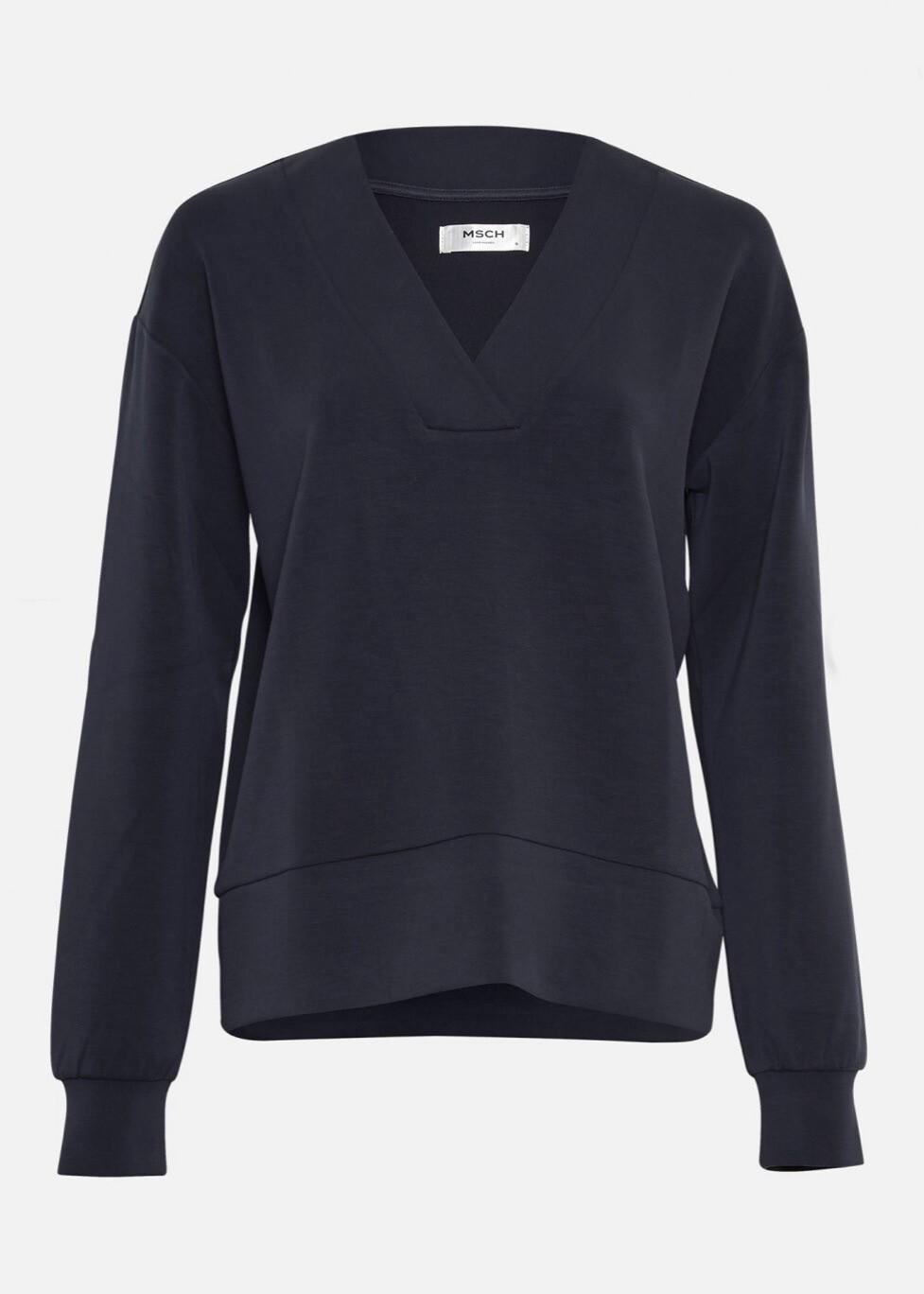 Merla blouse blue