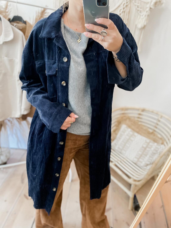 Jacket Loan blue