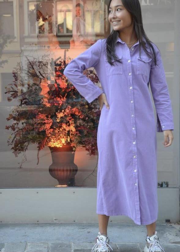 Dress Lamou Lila
