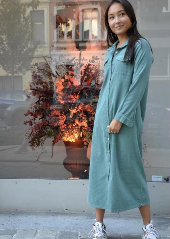 Dress Lamou Mint