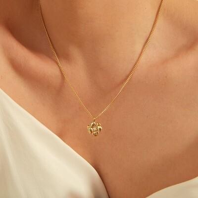 Necklace Jacqueline Gold