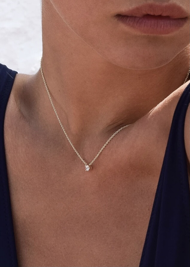 Necklace Flash Gold