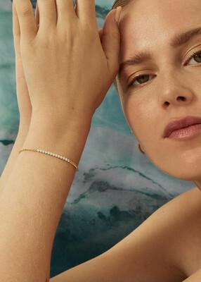 Epiphany Gold Bracelet