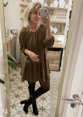 Dress Ella Brown