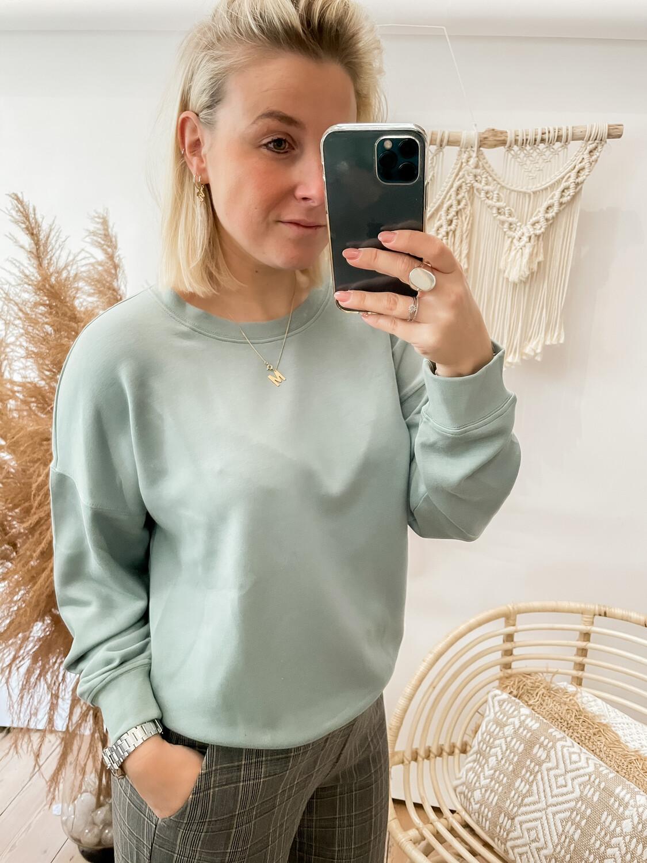 Ima Sweater Chinois Green