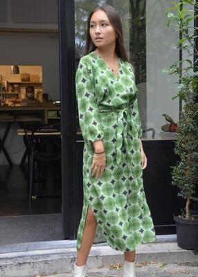 Dress Cilla Green
