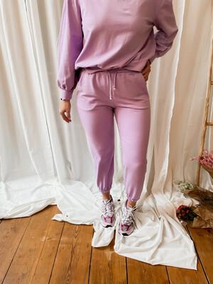 Pants Cozy Lila