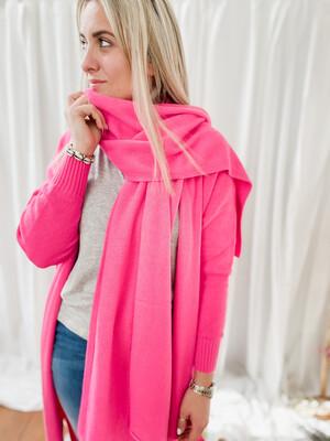 Scarf Eva Pink