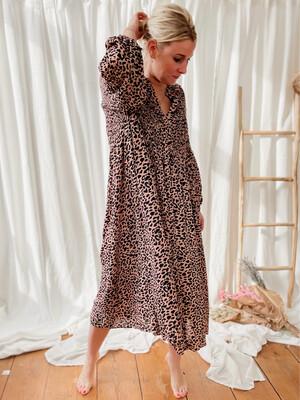 Dress Rosalie tiger