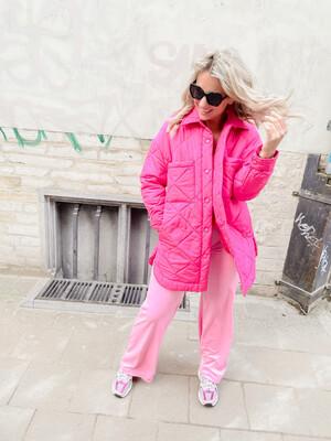 Jacket Luna Pink