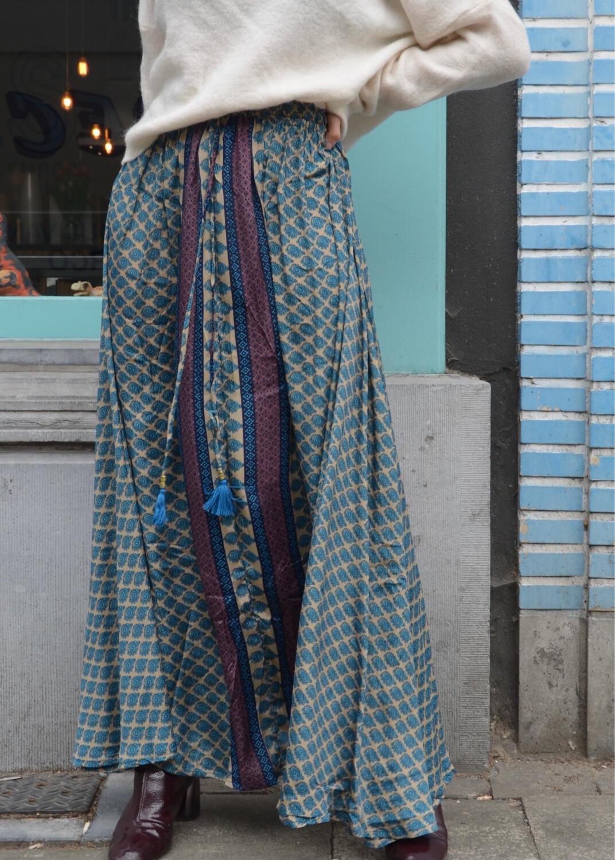 Skirt Erika Blue