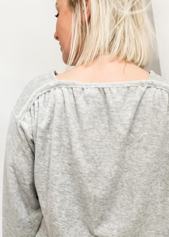 Top éponge Light Grey