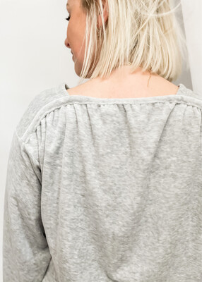 Top éponge Light Grey