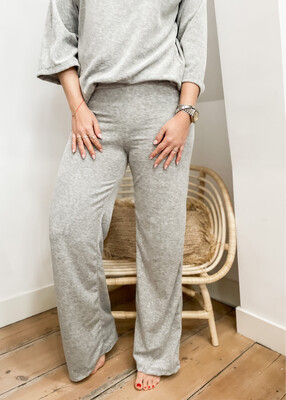 Pants éponge Light Grey