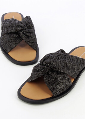 Slipper Raphael Black
