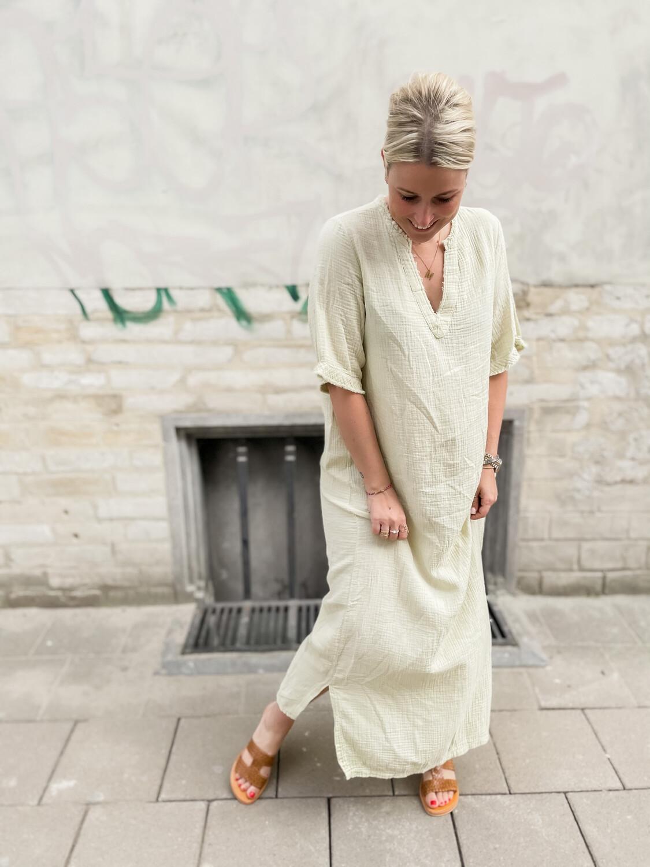 Dress Lagash Lime