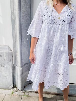 Dress Irma White