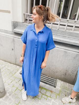 Dress Culia Royal Blue