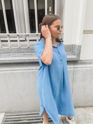 Dress Culia Light Blue