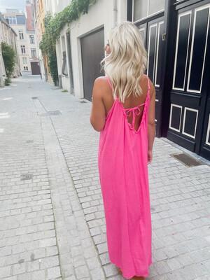 Dress Mila Pink