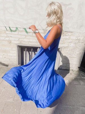 Dress Cachas Royal blue