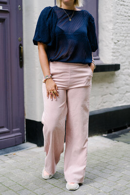 Charro pants Soft Pink