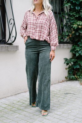 Charro pants Khaki