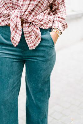 Charro pants Green